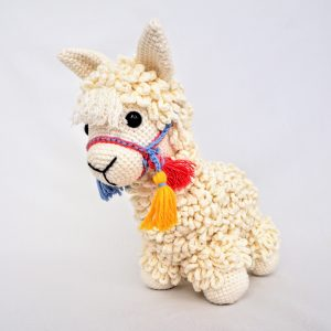 Crocheted Toys and Poufs